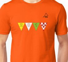 East Peak Apparel - 2014 Tour de France Grand Depart Unisex T-Shirt