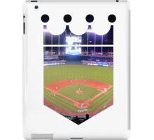 Kansas City Royals Stadium Color iPad Case/Skin