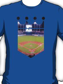 Kansas City Royals Stadium Color T-Shirt