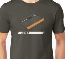 History of Gaming - Atari 2600 Unisex T-Shirt