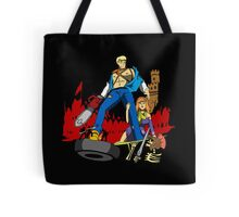 Mystery of Darkness Tote Bag