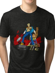 Mystery of Darkness Tri-blend T-Shirt