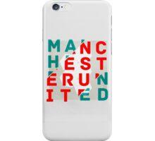 MUFC iPhone Case/Skin