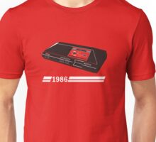 History of Gaming - Master System Unisex T-Shirt