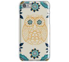 Boho Owl  iPhone Case/Skin