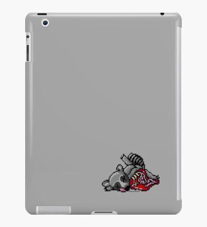 Dead Racoon iPad Case/Skin