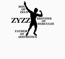 Zyzz Son of Zeus Black Unisex T-Shirt