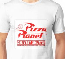 Toy story pizza planet Unisex T-Shirt