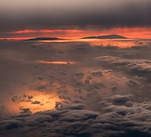 Canary Island Sunset by Kasia-D