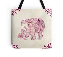 Pretty Little Elephant  Tote Bag