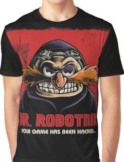 Mr Robotnik Graphic T-Shirt