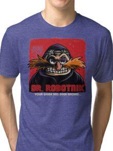 Mr Robotnik Tri-blend T-Shirt
