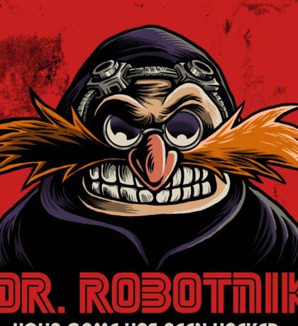 Mr Robotnik Sticker