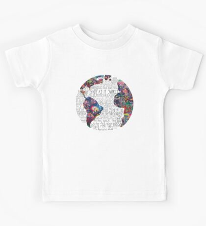 Us Against The World Kids Tee