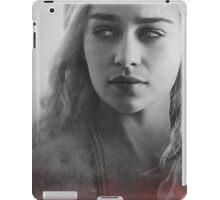 Khaleesi game of thrones Daenerys iPad Case/Skin