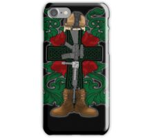 Battle Cross for Ralph iPhone Case/Skin