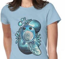 Poliwag Womens Fitted T-Shirt
