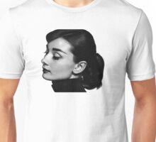 Audrey Profile Unisex T-Shirt