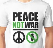 peaceful for us all day Unisex T-Shirt