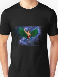 The Rock of Icarus Unisex T-Shirt