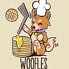 I'm making woofles by TechraNova