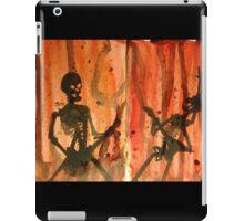 Bare Bones Rock iPad Case/Skin