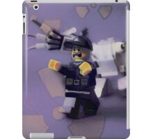 Run, the mixels are coming! iPad Case/Skin