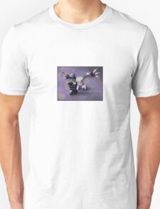 Run, the mixels are coming! Unisex T-Shirt