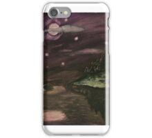 Melancholy Hill iPhone Case/Skin