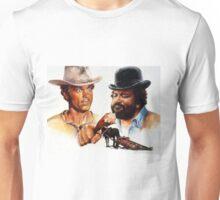 Bud Spencer e Terence Hill Unisex T-Shirt