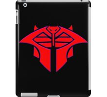 Cobra Decepticon Magneto Mashup iPad Case/Skin