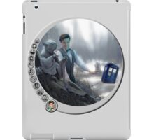 The 11th Day of the Doctor Jedi iPad Case/Skin