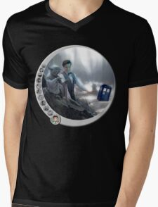 The 11th Day of the Doctor Jedi Mens V-Neck T-Shirt