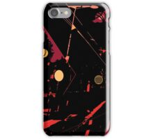 Connection 4 iPhone Case/Skin