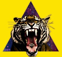Tiger Triangle by 10813Apparel