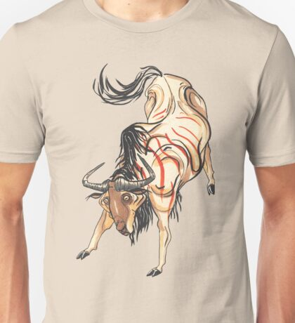 Wildebeest No2. Unisex T-Shirt