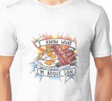 Breakfast Unisex T-Shirt
