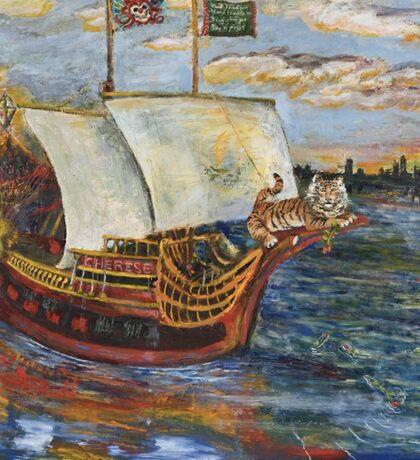Ship Of Fools  Sticker