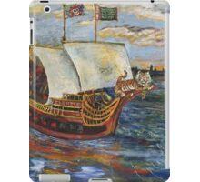 Ship Of Fools  iPad Case/Skin
