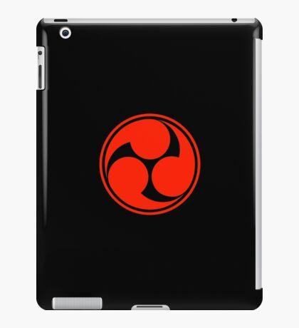 Mitsu Tomoe - Japan - Shinto Trinity Symbol - Triskele iPad Case/Skin