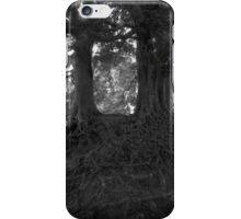Wizard Trees, Avebury England c1999 iPhone Case/Skin