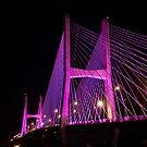 Bill Emerson Memorial Bridge (Purple) by Daniel Owens