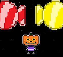 Animal Crossing Inspired Jack's Candy by livikun