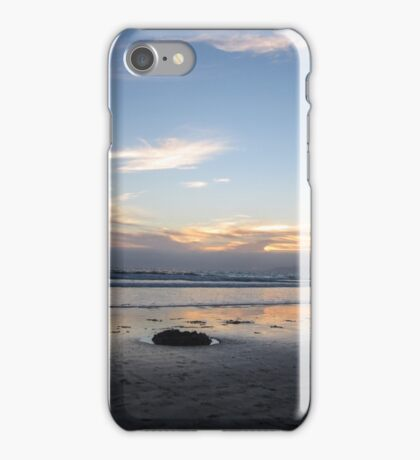 Silver Strand Sunset iPhone Case/Skin