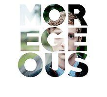 moregous - kieren walker Photographic Print