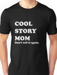 Cool story (white) Unisex T-Shirt
