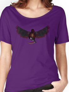 Darkside Women's Relaxed Fit T-Shirt