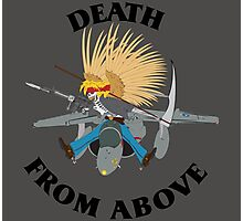 Death From Above Photographic Print