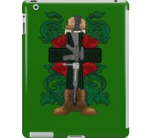 Battle Cross for Shirts iPad Case/Skin