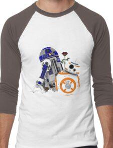 Android Love Men's Baseball ¾ T-Shirt
